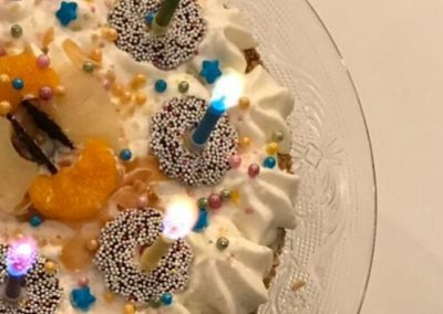 Verjaardagstaart